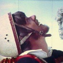 Reinhold Messner in una scena del documentario a lui dedicato e diretto da Andreas Nickel