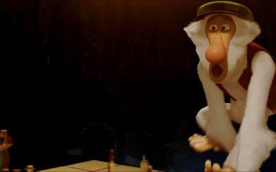Trailer Italiano - Un mostro a Parigi