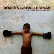 Boxers and Ballerinas: la locandina del film