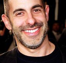 David S. Goyer, una foto dello sceneggiatore
