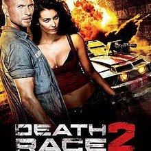 Death Race 2: la locandina