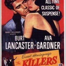 Locandina del film I Gangsters (1946)