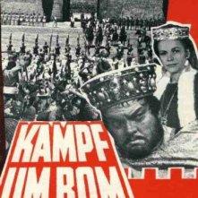 Locandina del film La calata dei Barbari (1968)