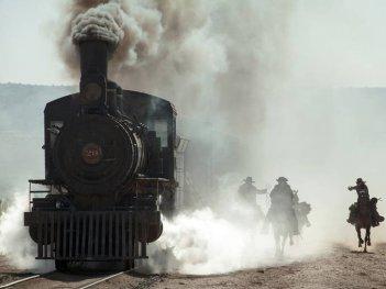 The Lone Ranger: i banditi assaltano il treno