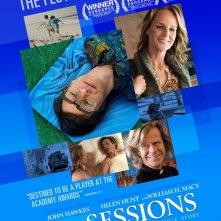 The Sessions: ecco una nuova locandina