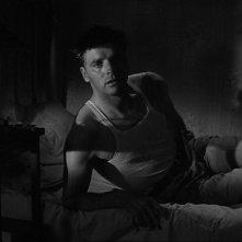 Burt Lancaster è lo Svedese nel film I Gangsters (1946)