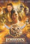 Forbidden Warrior: la locandina del film