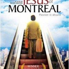 Jesus of Montréal: la locandina del film