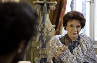 Lisa Gastoni in Sposami, fiction di RaiUno