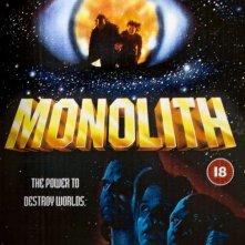 Monolith - Impatto mortale: la locandina del film