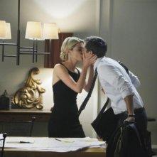 666 Park Avenue: Dave Annable insieme a Rachel Taylor in un momento dell'episodio Murmurations