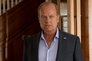 Boss: Kelsey Grammer nell'episodio The Conversation