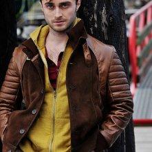 Daniel Radcliffe nella prima immagine di Horns pubblicata da Entertainment Weekly