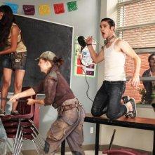 Darren Criss nell'episodio Makeover della terza stagione di Glee