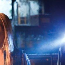 Joshua Jackson e Georgina Haig in una scena dell'episodio In Absentia della quinta stagione di Fringe