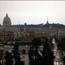 Le inchieste dell'Ispettore Zen: un'immagine della Capitale in cui è ambientata la serie tv