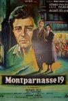 Montparnasse: la locandina del film