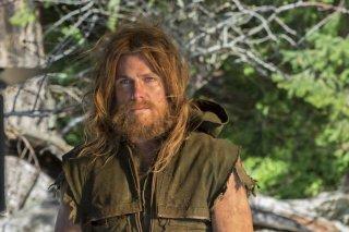 Stephen Amell versione naufrago nel pilot di Arrow