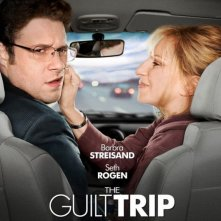 The Guilt Trip: la locandina del film