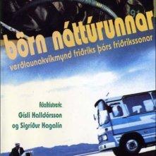 Children of Nature: la locandina originale del film