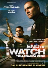 End of Watch – Tolleranza zero in streaming & download
