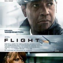 Flight: la locandina italiana