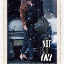 Not Fade Away: la locandina del film