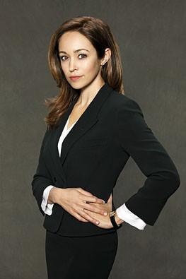 Autumn Reeser in un'immagine promozionale della prima stagione della serie televisiva Last Resort