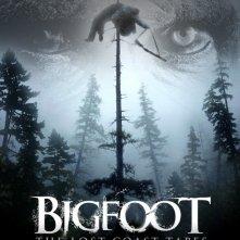 Bigfoot: The Lost Coast Tapes: la locandina del film