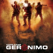La locandina italiana di Code Name Geronimo