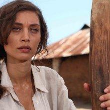 Margareth Madè nel film tv Il paese delle piccole piogge