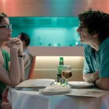 Laetitia Casta con Yvan Attal in Do Not Disturb (2012)