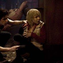Adelaide Clemens con Kit Harington nell'horror Silent Hill: Revelation 3D
