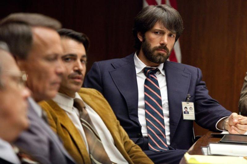 Argo: il regista e protagonista Ben Affleck in una scena del film