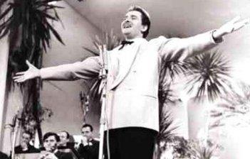 Sanremo 1958, Domenico Modugno