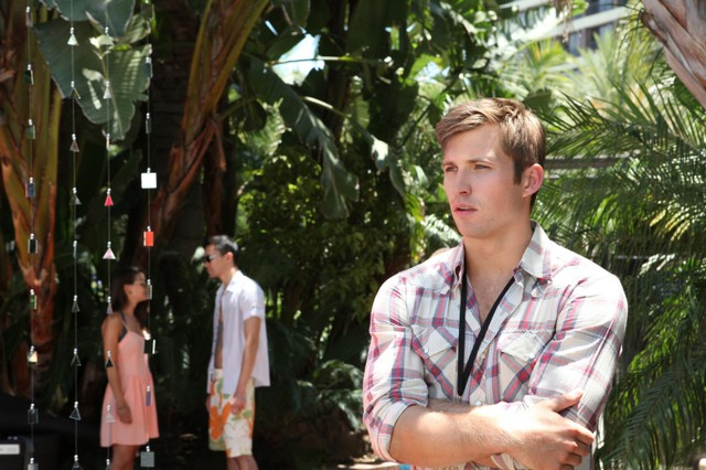 90210 Justin Deeley In Una Scena Dell Episodio Til Death Do Us Part 253473