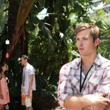 90210:Justin Deeley in una scena dell'episodio Til Death Do Us Part