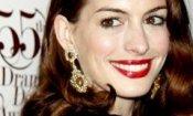 Anne Hathaway e la scarsa autostima di Lizzie Gillespie