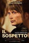 Il sospetto: la locandina italiana del film di Thomas Vinterberg