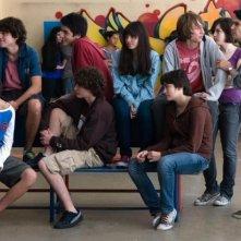 Le migliori cose del mondo: una scena di gruppo tratta dal film