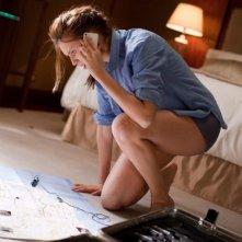 Taken: la vendetta, Maggie Grace in una scena del film