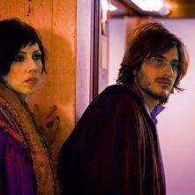 Tutti i santi giorni: Thony e Luca Marinelli in una scena del film
