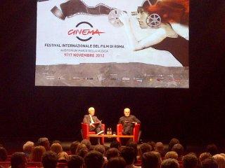 Festival di Roma 2012: una foto della conferenza stampa di presentazione della kermesse