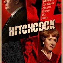 Hitchcock: nuovo poster USA