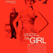The Girl: la locandina del film