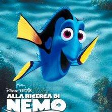 Alla ricerca di Nemo in 3D: il character poster italiano di Dory
