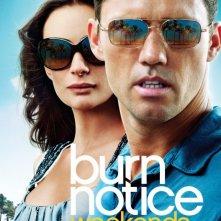 Burn Notice: un nuovo poster della sesta stagione