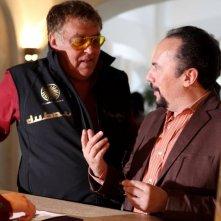 E io non pago: Maurizio Casagrande insieme a Maurizio Mattioli in una scena del film