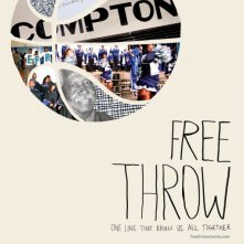 Free Throw: la locandina del film