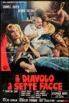 Il diavolo a sette facce: la locandina del film